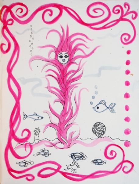 Kelp Girl