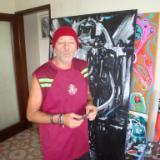 2013  Acrylic Paintings ...