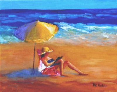 Beach Reader