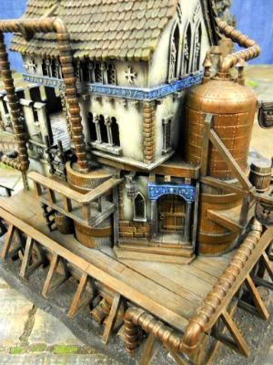 Dwarf Brewhouse (under construction)