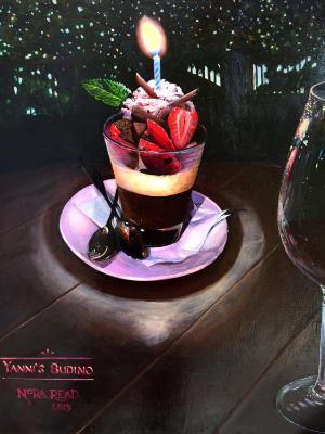 Yanni's Budino