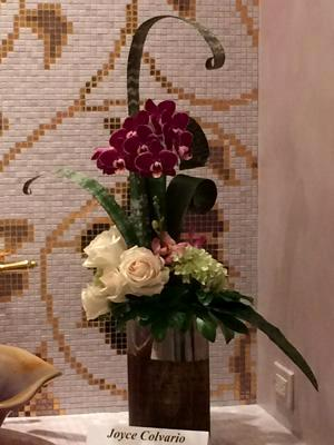 Naples House & Garden Tour Floral  Design February 2015