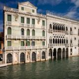 Palazzo Giusti and Ca' D'Oro