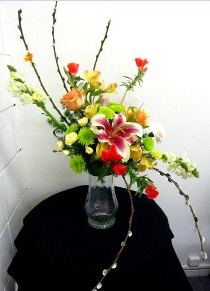 Floral Arrangement have you heard of hogarth floral arrangement ? - california flower