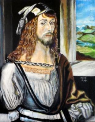 Albrecht Durer - Self Portrait