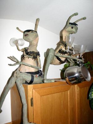 MIB Style Aliens