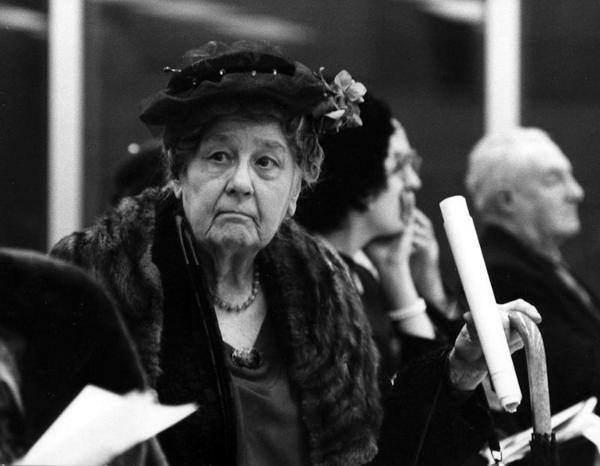 Woman Stockholder by Arthur Lavine