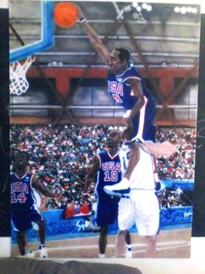 The Greatest Dunk of All Time