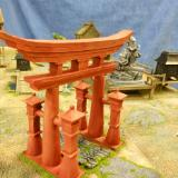 "Sold ""Bushido"" Table"