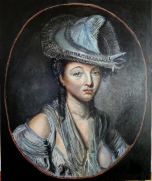 The Melancholy Lady