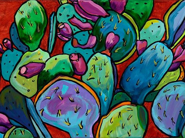Alexandria Winslow- Contemporary Southwest Artist