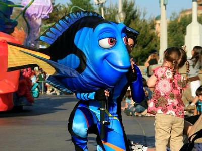 Dory Puppet
