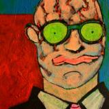 material man portrait