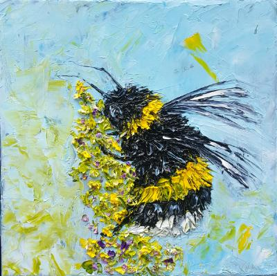 Let it Bee (Private collection)
