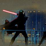Vader and Luke