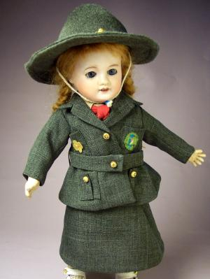 Girl Scout 1919