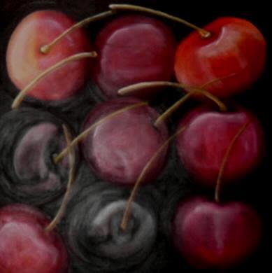 9 cherries